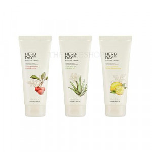 The Face Shop Herb Day 365 Master Blending Cleansing Cream 170ml