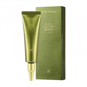 Nature Republic Snail Solution Gold Eye Cream 30ml