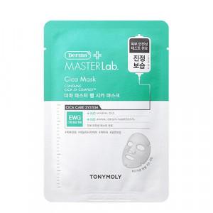 TONYMOLY Derma Master Lab. Cica Mask 25g