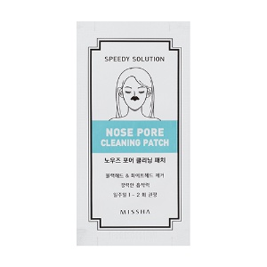 Missha Speedy Solution Nose Pore Cleaning Patch 1ea
