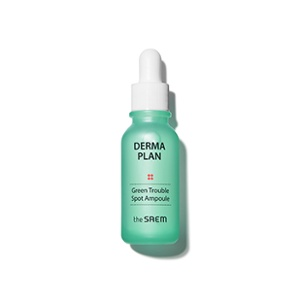 The Saem DERMA PLAN Green Trouble Spot Ampoule 20ml