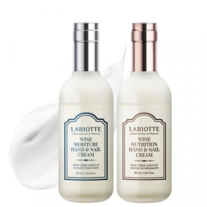 LABIOTTE  WINE HAND CREAM 30ml