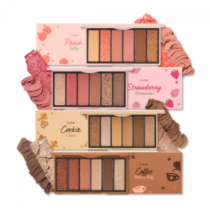 Etude House Play Color Eyes Mini #04 Coffee Brewing 1g*6