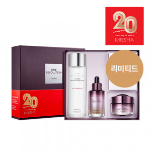 Missha [Limited] Time Revolution Pro Bio 20th Anniversary Special Set