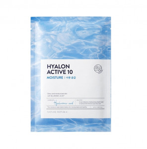 NATURE REPUBLIC Hyalon Active 10 Moisture Mask Sheet 25ml