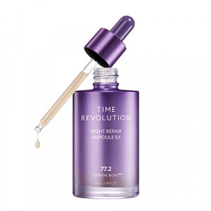 Missha Time Revolution Night Repair Ampoule 5X 70ml