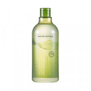 Nature Republic Jeju Sparkling Cleansing Water 510ml