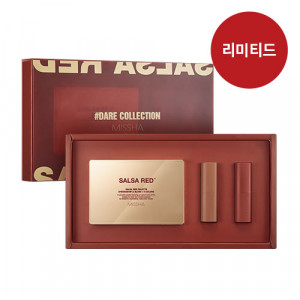 MISSHA Dare Collection Limited [Salsa Red] 1Set