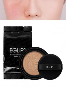EGLIPS Blur Covering Cushion (Refill) SPF50+ PA+++ 12g