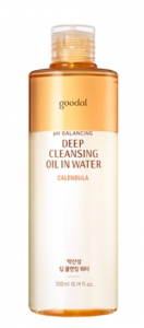 GOODAL Calendula pH Balancing Deep Cleansing Oil In Water 100ml