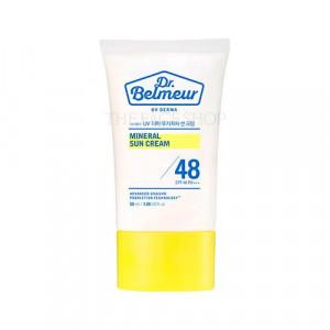 The Face Shop Dr. Belmeur UV DERMA Mineral Sun Cream SPF48 PA+++ 50ml