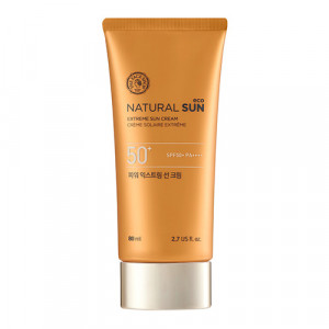 The Face Shop Natural Sun Eco Power Extrem Sun Cream SPF50+ PA++++ 80ml