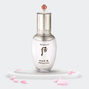 The history of Whoo Gongjinhyang:Seol Radiant White Essence 45 ml