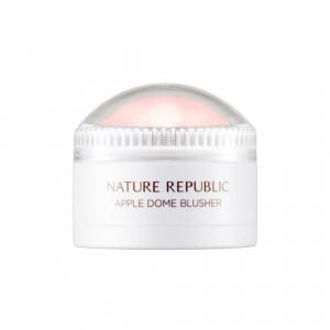 Nature Republic Botanical Apple Dome Blusher Pink Apple 8.5g