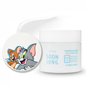 Etude House [2020 Lucky Together Collection_Tom And Jerry] Soonjung Hydra Barrier Cream 130ml