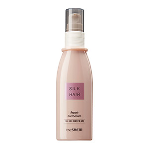 The Saem Silk Hair Repair Curl Serum 80ml