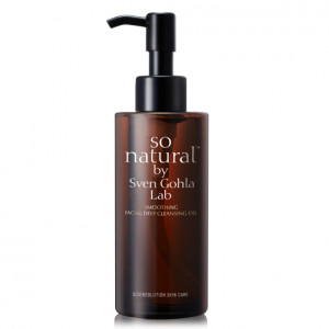 So'natural Facial Deep Cleansing Oil 140ml