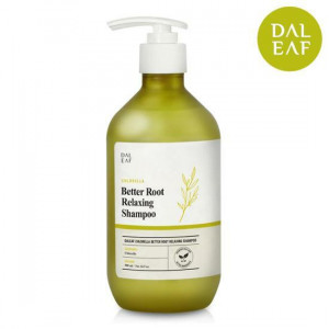 Daleaf Chlorella Better Root Relaking Shampoo 500ml