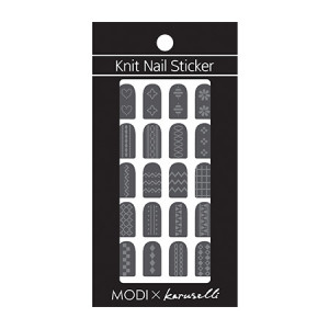 ARITAUM MODI Knit Nail Sticker 1ea