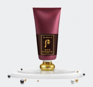The History Of Whoo Jinyulhyang Essential Moisturizing Cleanser 210ml