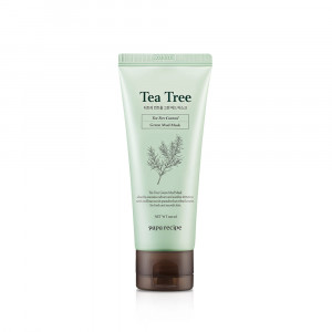 Paparecipe Tea Tree Control Green Mud Mask 100ml