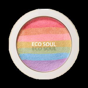 The Saem Eco Soul Prism Blusher 8g