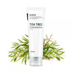 A'PIEU NonCo Tea Tree Cleansing Foam 130ml