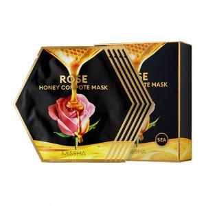 [C] Missha Honey Rose Compote Mask 27g*5ea