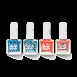 Holika Holika Peace Matching Nails Flash Beach Nail Collection [2018 Summer] 10ml