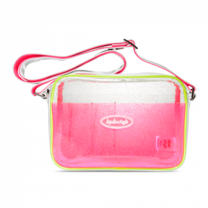 ETUDE HOUSE Neon Tinted Airline Bag NEW