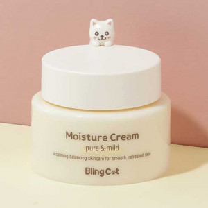 TONYMOLY [Bling Cat] Moisture Cream 50ml
