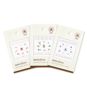 Innisfree Self Nail Sticker [Jewel #18~#24] 1 ea