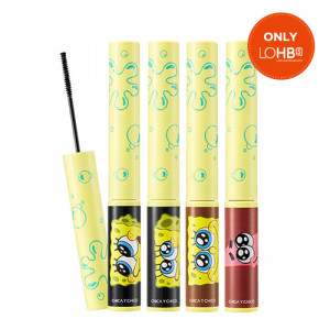 Chica Y Chico  [SPONGEBOB LTD] One Happy One Pick Skinny/Color Cara 3g