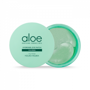 HolikaHolika Aloe Soothing Essence 80% Hydrogel Eye Patch 1.4g*60ea