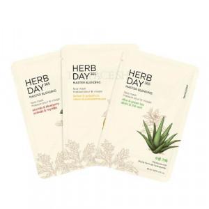 The Face Shop Herb Day 365 Master Blending Mask