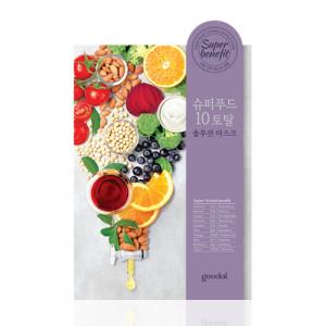 GOODAL Super Food 10 Total Solution Mask 28ml*1ea [Online]