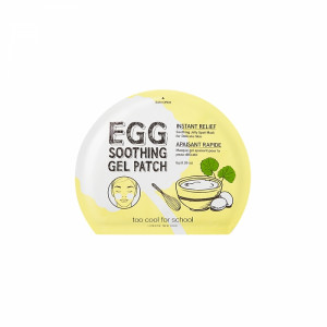 Too Cool For School Egg Soothing Gel Patch 8g*10ea Set