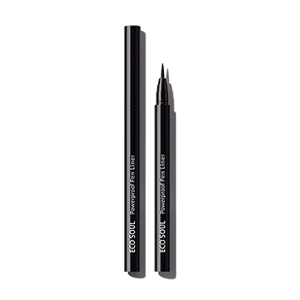 THESAEM Eco Soul Powerproof Pen Liner #01 Black 0.65ml