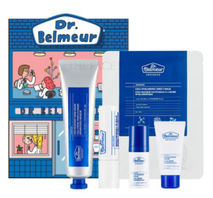 THE FACE SHOP Dr.Belmeur Winter Solution Kit 1ea