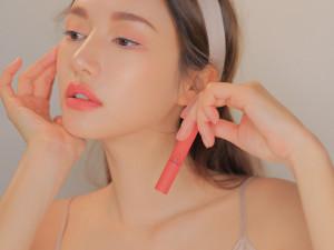 STYLENANDA 3CE Slim Velvet Lip Color #Vanilla Pink 3.2g