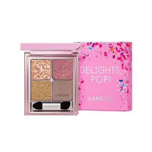 Laneige Holiday Ideal Shadow Quad 6g (Delights Pop)