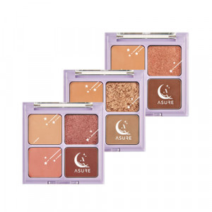 Asure Eyes On Moon Light Shadow Palette 8.8g