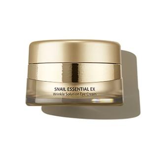 THE SAEM Snail Essential EX Wrinkle Solution Eye Cream 30ml
