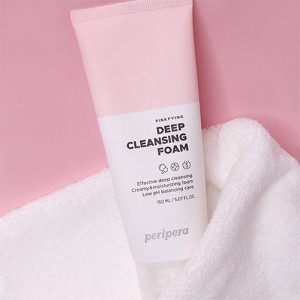 Peripera Pinkfying Deep Cleansing Foam 150ml