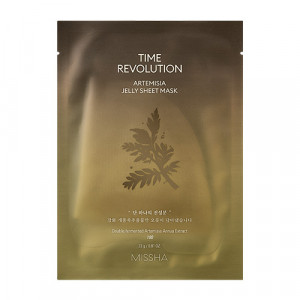 Missha Time Revolution Artemisa Jelly Sheet Mask 23g