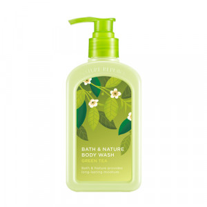 Nature Republic Bath & Nature Green Tea Body Wash 250ml [Online]