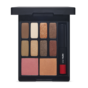 Etude House Personal Color Multi Palette: Warm Cover