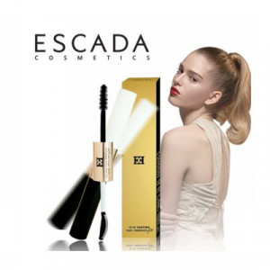 Escada  Chic Emotion Dual Mascara Base 4.5ml / Top coat 4.5ml Integrated type