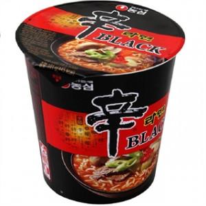 NongShim Black Shin Noodle Cup 101g