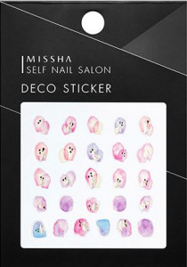 Missha Self Nail Salon Deco Sticker 1P